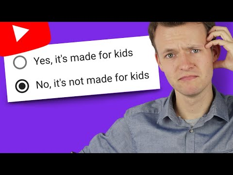 Is Your Content MADE FOR KIDS? ▷ YouTube & COPPA