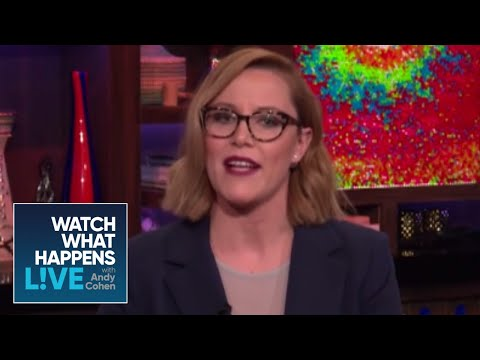 S.E. Cupp On All Things Bravo | RHONY | WWHL