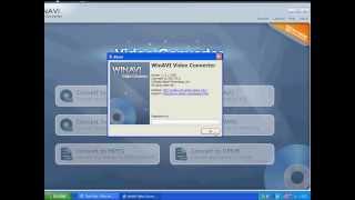 Como Tirar a Marca D'água do WinAVI Video Converter