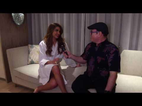 65 Miss Universe - Philippines / Entrevista Miss Universe Panama Keity Drennan (Parte 2 de 2)