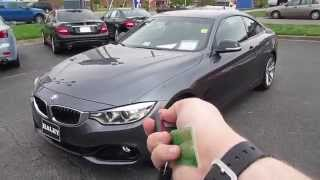 *SOLD* 2014 BMW 428i xDrive Walkaround, Start up, Tour and Overview