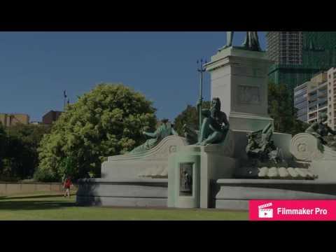 Royal botanic garden sydney 2016