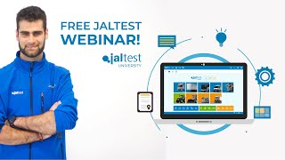 📢 JALTEST WEBINAR | Tips & Tricks (Episode I)