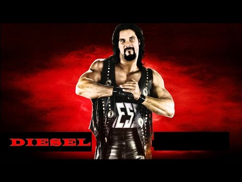 WWE 2K17 Goldberg vs Diesel(Classic WCW EPIC Match)