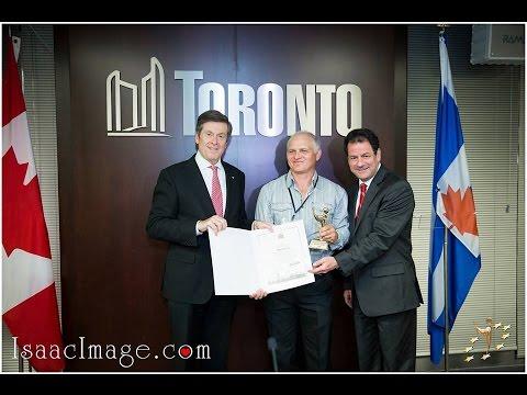 Торонто. Встреча мэра с...