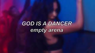 Tiësto, Mabel - God Is A Dancer | Empty Arena Edit Video