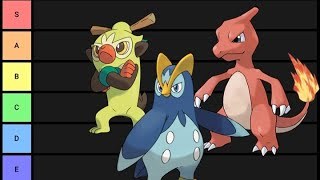Pokemon With Cool Middle Evolutions