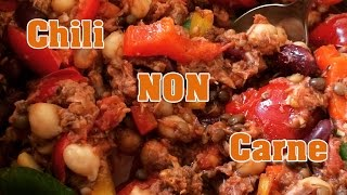 Fitness Cooking #8 - Chili NON Carne (vegan!)