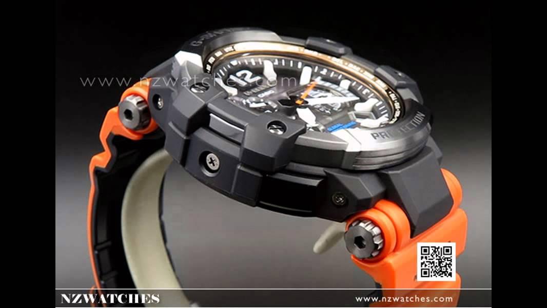 Casio G-Shock Solar GPS Hybrid Wave Ceptor Watch GPW-1000-4A ... 5ba64f63b