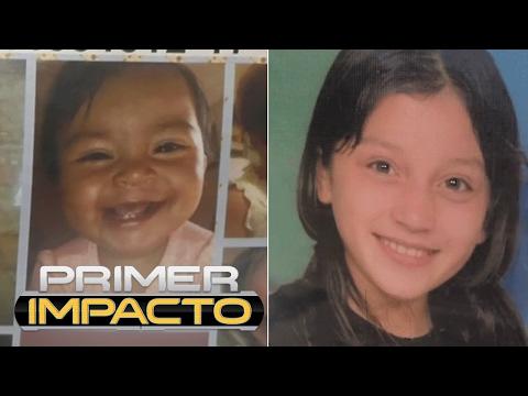 Memphis y Valeria, dos niñas desaparecidas sin dejar rastro que tienen a las autoridades desconcerta