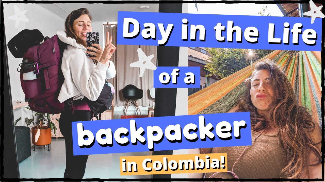 Day in the Life of a Backpacker in Cali, Colombia