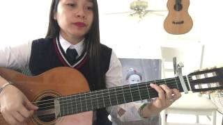 Guitar bolero cover/Cánh thiệp đầu xuân