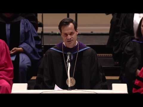 NYLS 124th Commencement at Carnegie Hall (May 20, 2016) Part 1