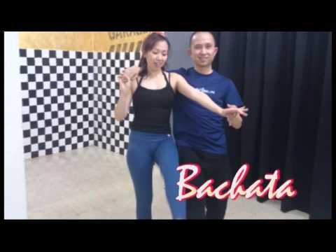 Social dances in the Klang Valley