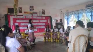 Guro21 debate 2017   Langgal National High School