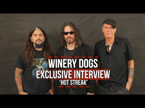 The Winery Dogs Talk 'Hot Streak' Album + More