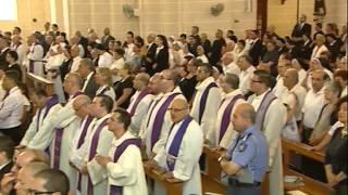 Illum il-funeral ta' missier l-Arċisqof Charles Scicluna