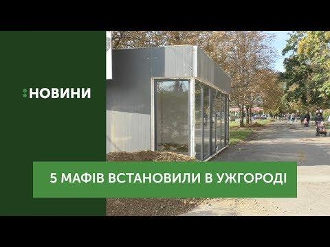Ужгородці написали звернення до мера проти встановлення МАФів