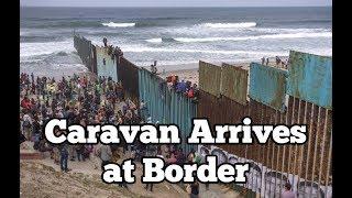 11/15 Caravan is HOPPING the Border! Larger Caravan Coming...