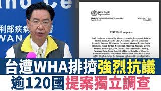 逾120國要求獨立調查中共肺炎和WHO|上海爆本土疫情 中共兩會暗潮凶險|晚間8點新聞【2020年5月18日】|新唐人亞太電視