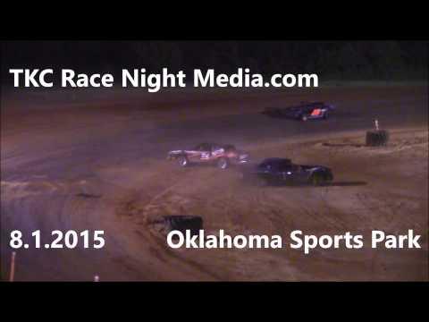 Oklahoma Sports Park Pure Stock Oh No's!!!