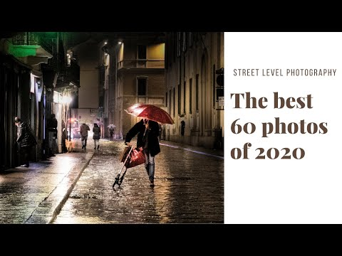 The best 60 photos of 2020 selected by Street Level Photography