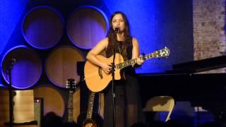 Lauren Shera - Light And Dust 9-27-14 City Winery, NYC Early Show