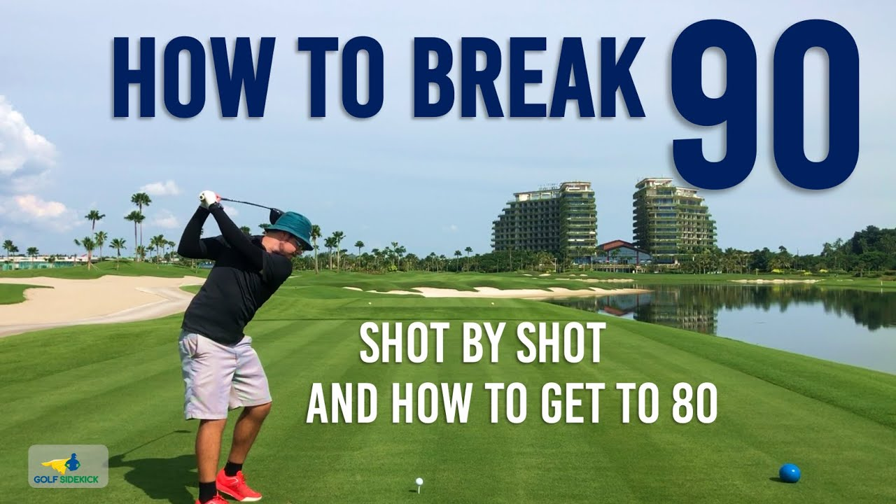 HOW TO BREAK 90 from 6,500 yards - You Can Go Even Lower!