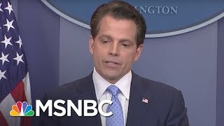 Lawrence: Scaramucci 'Stupidest Person Ever' To Work In WH Comms | The Beat With Ari Melber | MSNBC thumbnail