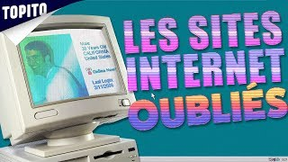 Top 5 des sites internet oubliés