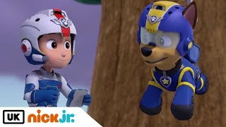 Paw Patrol | Pups Save the Gliding Turbots | Nick Jr. UK