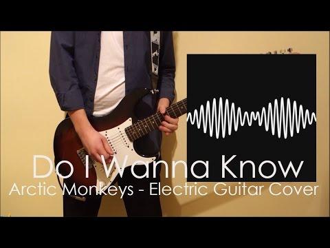 do i wanna know guitar pdf