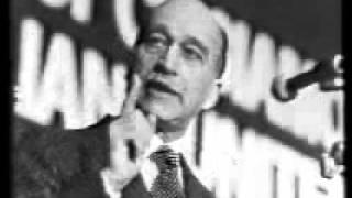 Giorgio Almirante - Il Discorso Più Bello - Napoli  Anni '70