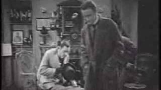 Sherlock Holmes (1954) The Case of the Winthrop Legend pt 1