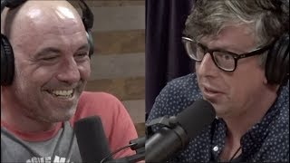 A Mushroom Trip Gave The Black Keys' Patrick Carney Anxiety Issues l Joe Rogan