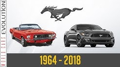 W.C.E - Ford Mustang Evolution (1964 - 2018)
