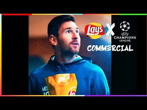Lays x Uefa Champions League Commercial Featuring Leo Messi,Lieke Martens & Paul Pogba #LaysUnited