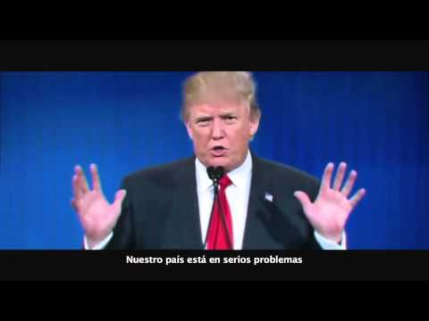 Donald trump Argentina commercial