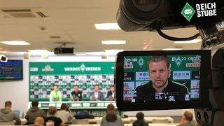 Vor dem Leipzig-Spiel: Die Highlights der Werder-PK in 189,9 Sekunden