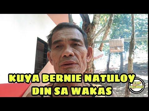 Kuya Bernie Natuloy na magpa laboratory -  (2020)