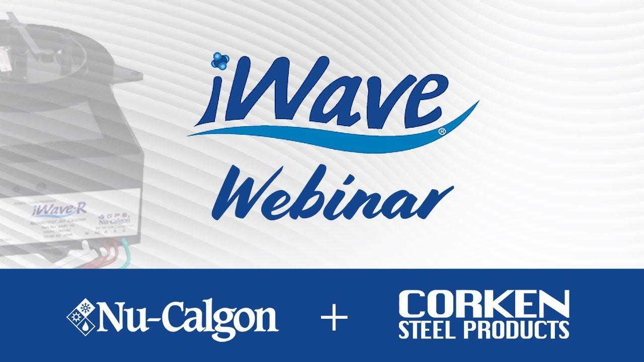 Iwave Iaq Recorded Training Webinar Corken Steel Products