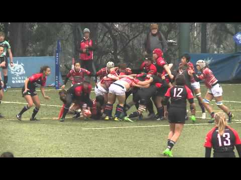 Societe Generale Valley Black Ladies vs CPM Gai Wu Falcons