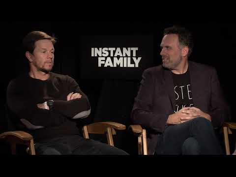 Mark Wahlberg & Sean Anders Interview: Instant Family