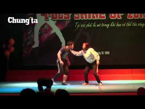 [FPT Polytechnic]- Poly Shine Up 2012] Biểu diễn võ thuật - CLB Vovinam