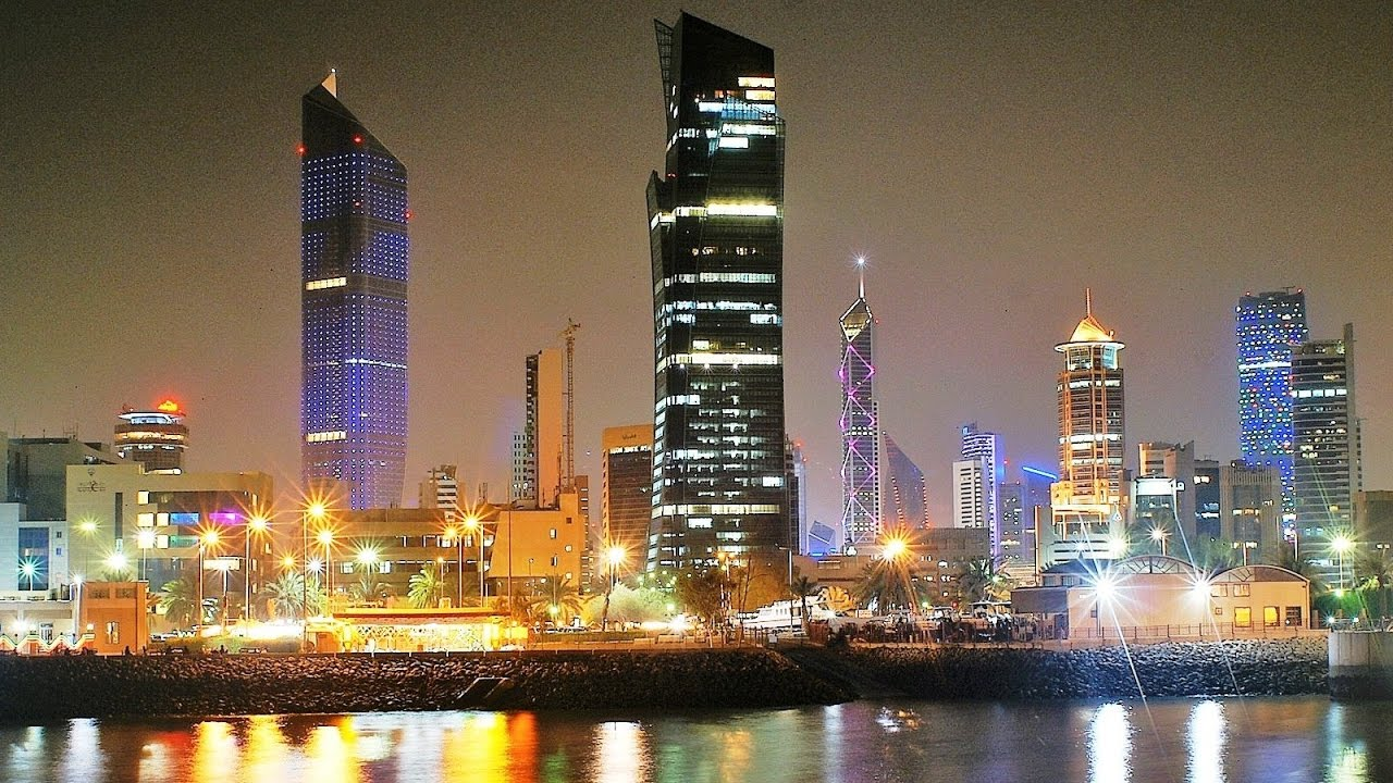 Kuwait City YouTube