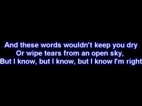 Hurts Silver Lining lyrics