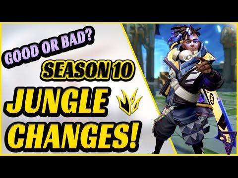 Season 10 Jungle Changes: Good Or Bad? Ft. TRUE DAMAGE EKKO - League Of Legends