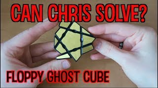 Can Chris Solve?: Floppy Ghost Cube
