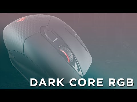 DARK CORE RGB SE Performance Wired / Wireless Gaming Mouse with Qi
