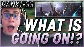 TFBlade | WHAT IS GOING ON THIS GAME!?!? // NA Rank 1 & 33